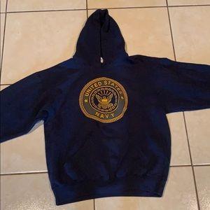 Tops - United States Navy hoodie